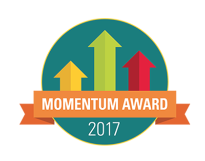 Ohio Department of Education Momentum Award icon