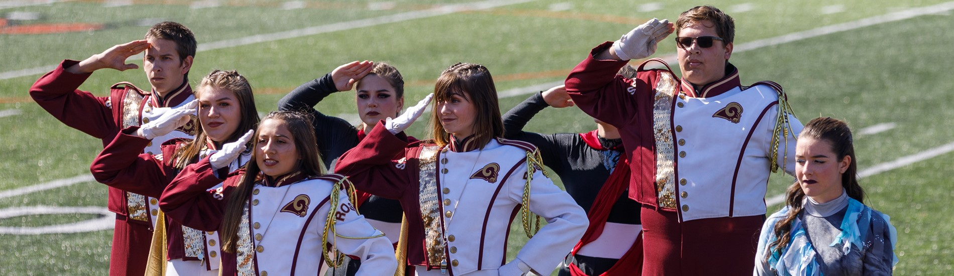 Marching Band Officers