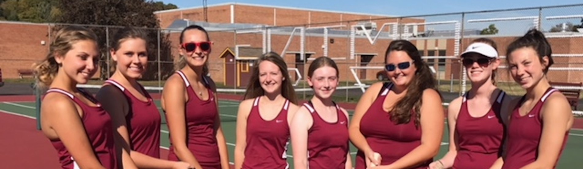2017 Ross Girls Tennis